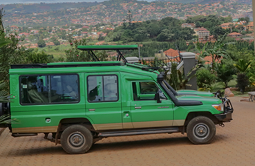 Getting to and Around Africa - Safari Vehicles